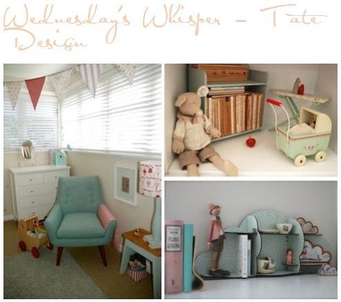 Baby Berry Tate Design Interior Design Feature