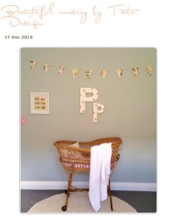 Baby Berry Blog Tate Design Interior Design Feature